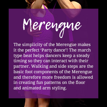 Merengue Dance
